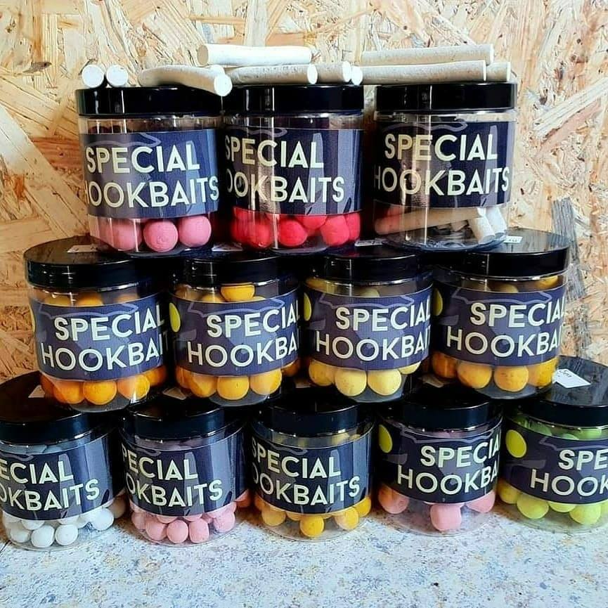 SPECIAL HOOK BAITS